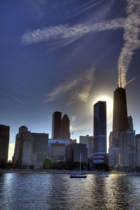 Skylines urbanos em HDR - Onde a realidade encontra a imaginação 51