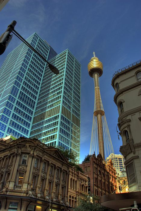 Skylines urbanos em HDR - Onde a realidade encontra a imaginação 52