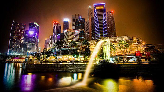 Skylines urbanos em HDR - Onde a realidade encontra a imaginação 54