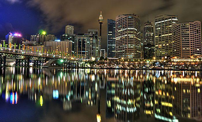 Skylines urbanos em HDR - Onde a realidade encontra a imaginação 55