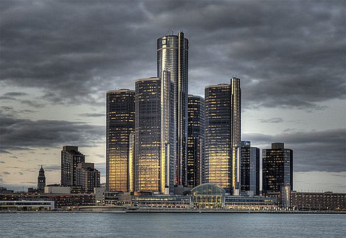 Skylines urbanos em HDR - Onde a realidade encontra a imaginação 56