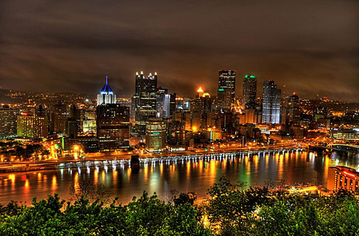 Skylines urbanos em HDR - Onde a realidade encontra a imaginação 57