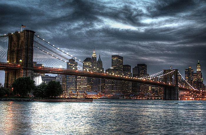 Skylines urbanos em HDR - Onde a realidade encontra a imaginação 59