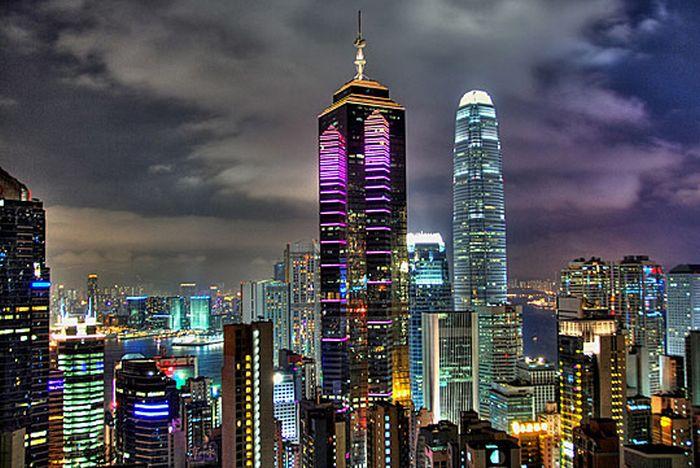 Skylines urbanos em HDR - Onde a realidade encontra a imaginação 60