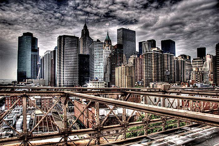 Skylines urbanos em HDR - Onde a realidade encontra a imaginação 61