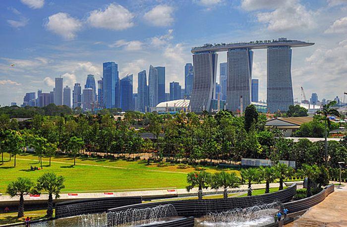 Skylines urbanos em HDR - Onde a realidade encontra a imaginação 62