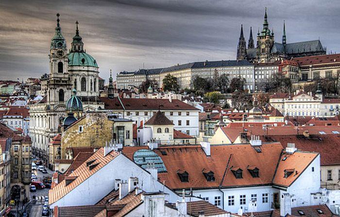 Skylines urbanos em HDR - Onde a realidade encontra a imaginação 66