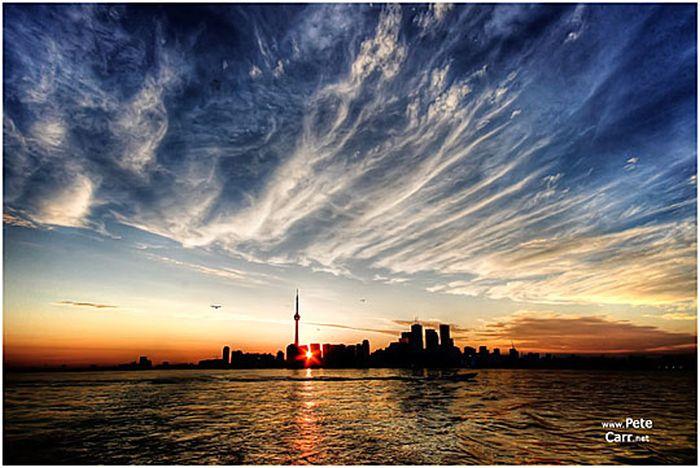 Skylines urbanos em HDR - Onde a realidade encontra a imaginação 67