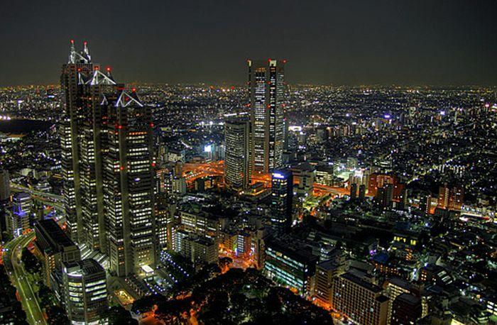 Skylines urbanos em HDR - Onde a realidade encontra a imaginação 69