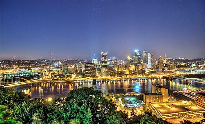 Skylines urbanos em HDR - Onde a realidade encontra a imaginação 70