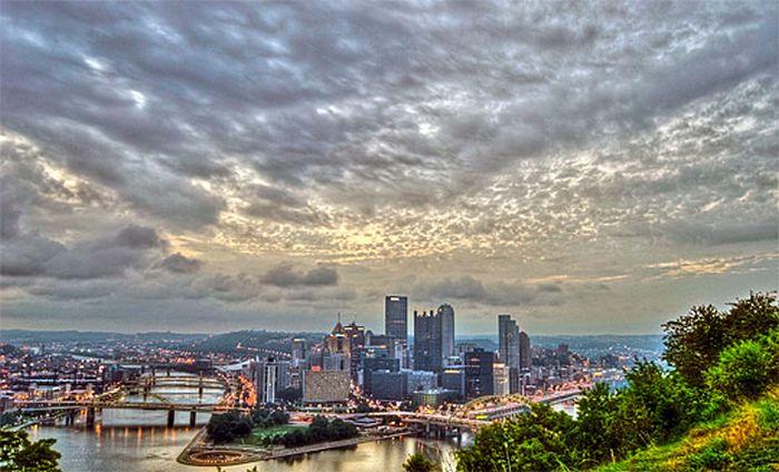 Skylines urbanos em HDR - Onde a realidade encontra a imaginação 71