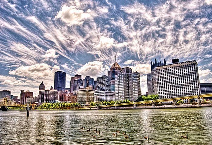 Skylines urbanos em HDR - Onde a realidade encontra a imaginação 72