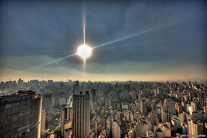 Skylines urbanos em HDR - Onde a realidade encontra a imaginação 73