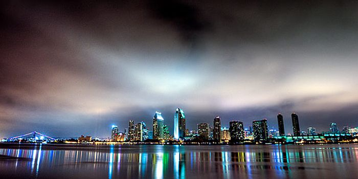 Skylines urbanos em HDR - Onde a realidade encontra a imaginação 74