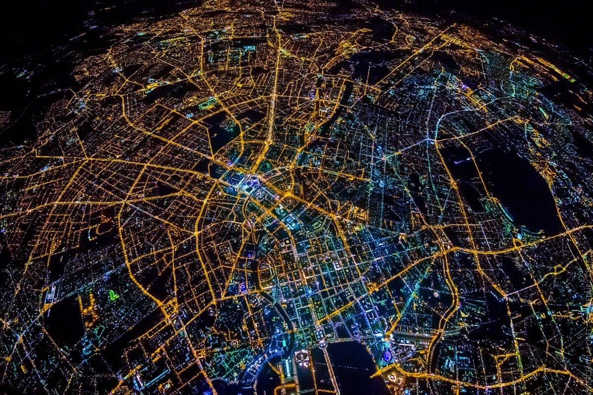 Vincent Laforet tira as fotos noturnas aéreas mais espetaculares que você já viu 08