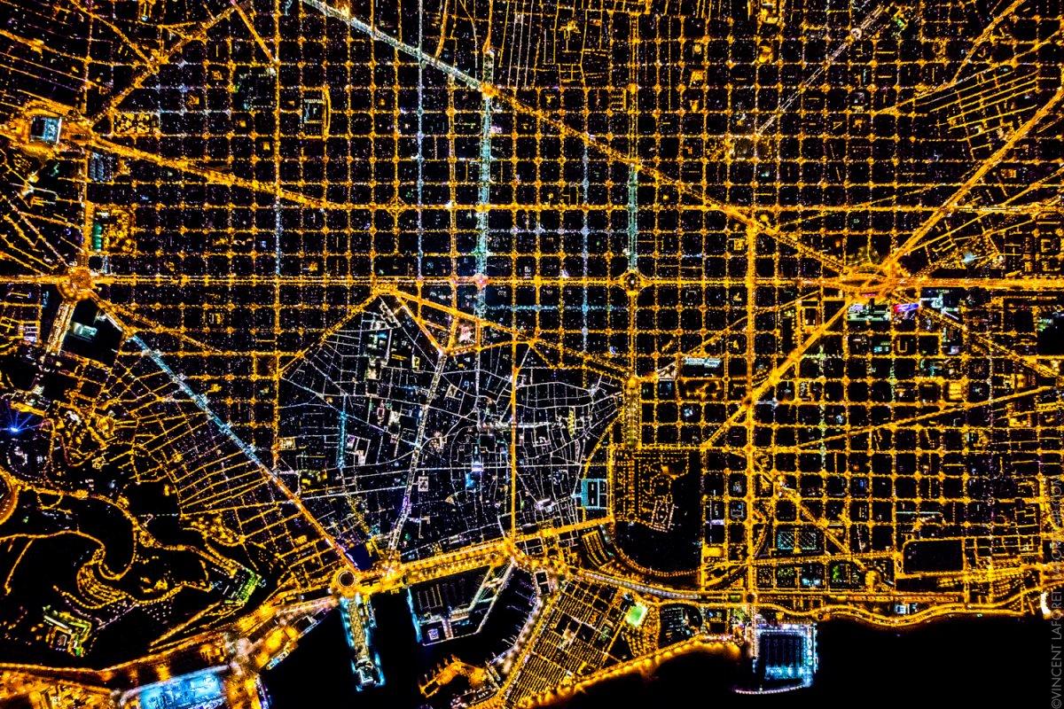 Vincent Laforet tira as fotos noturnas aéreas mais espetaculares que você já viu 09