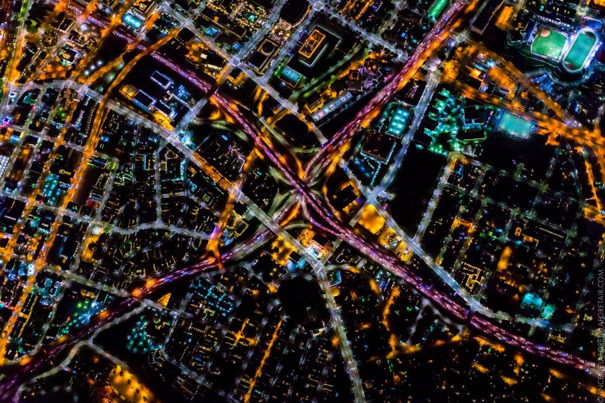 Vincent Laforet tira as fotos noturnas aéreas mais espetaculares que você já viu 10