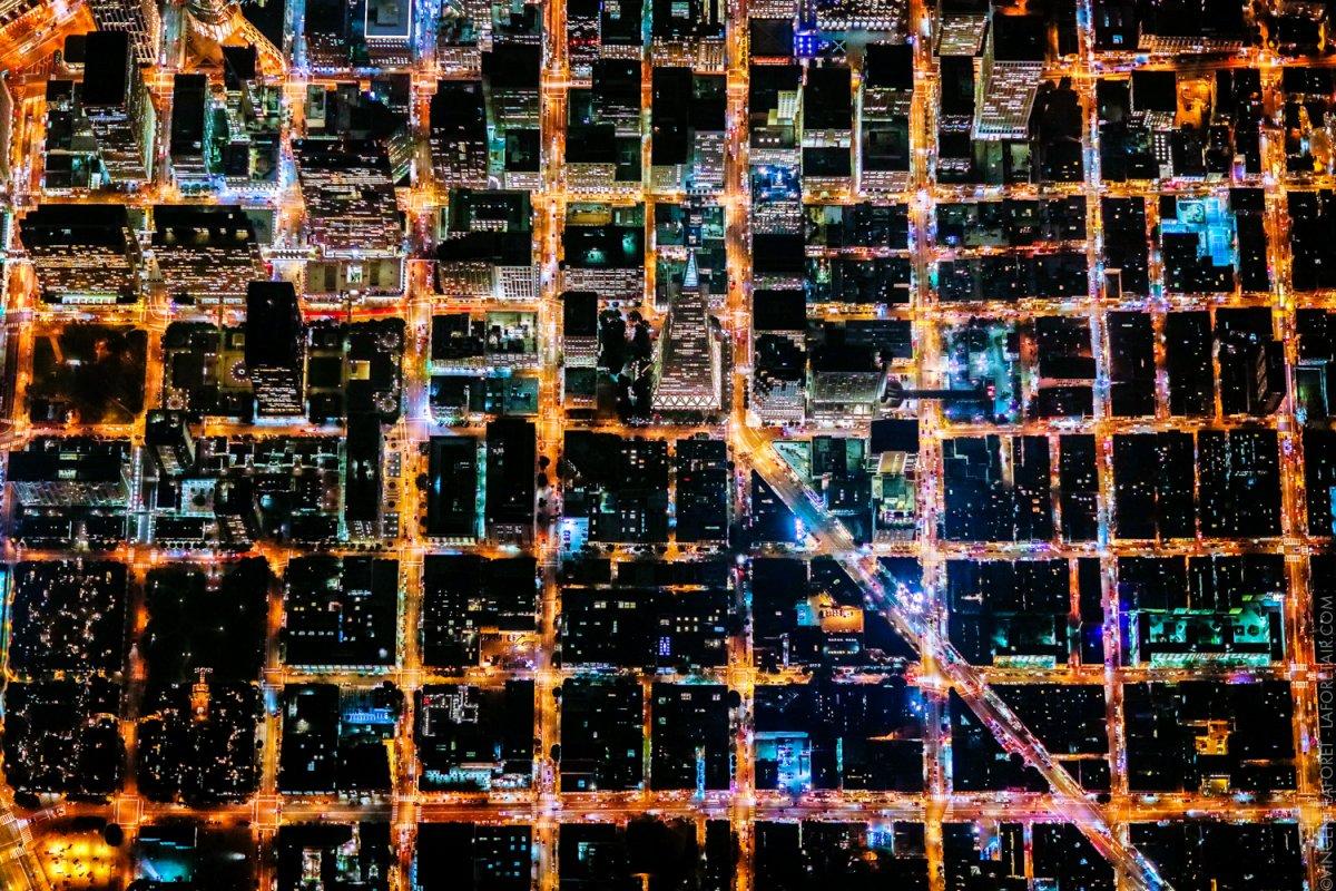 Vincent Laforet tira as fotos noturnas aéreas mais espetaculares que você já viu 11