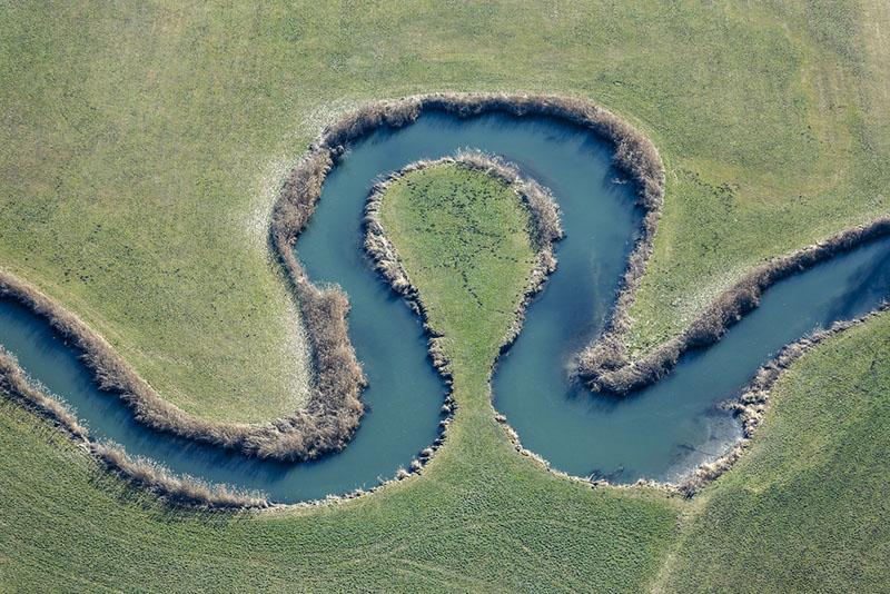 A arqueologia aérea do fotógrafo Klaus Leidorf 07