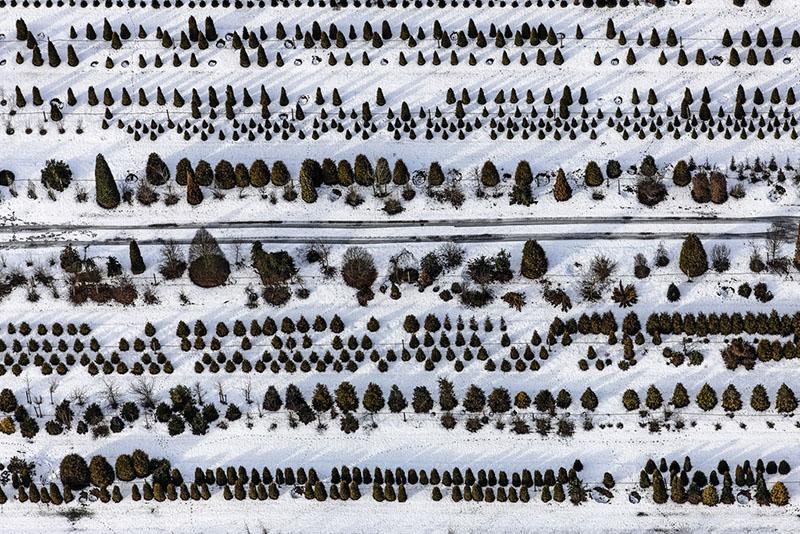 A arqueologia aérea do fotógrafo Klaus Leidorf 09