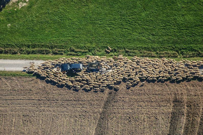 A arqueologia aérea do fotógrafo Klaus Leidorf 12