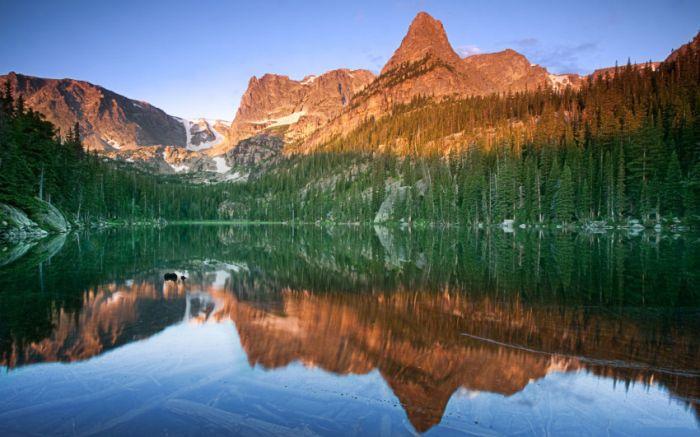 Belas paisagens dedicadas a mulher em seu dia 10