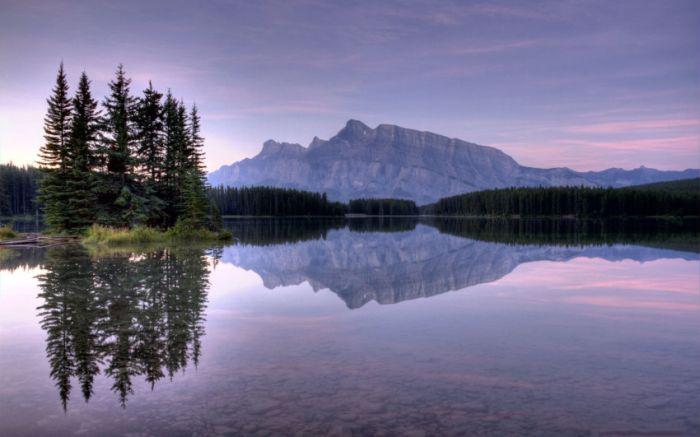 Belas paisagens dedicadas a mulher em seu dia 20