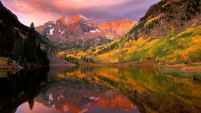 Belas paisagens dedicadas a mulher em seu dia 34