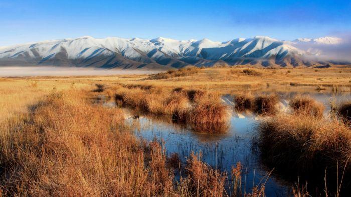Belas paisagens dedicadas a mulher em seu dia 48