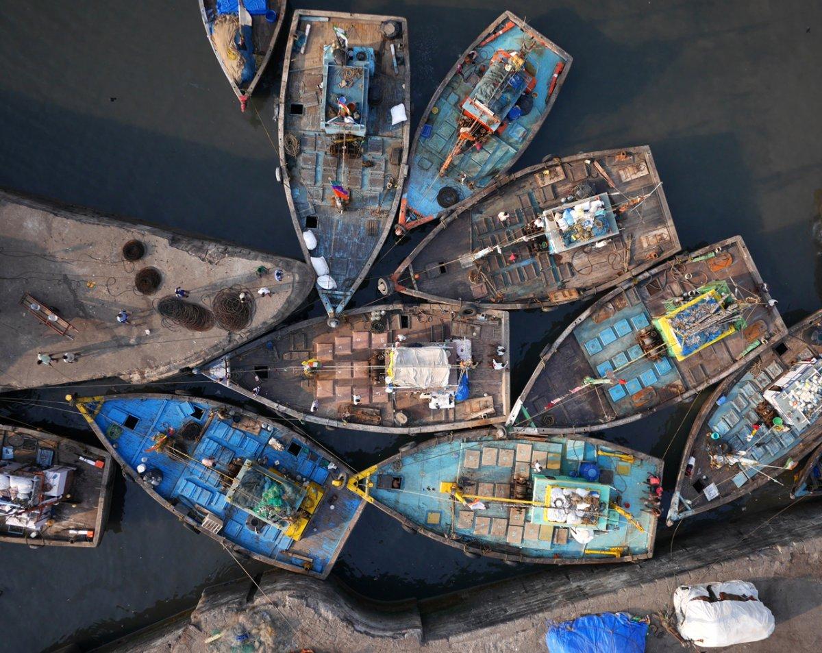 Incríveis fotografias de drones, em todo o mundo, que seriam ilegais hoje em dia 13