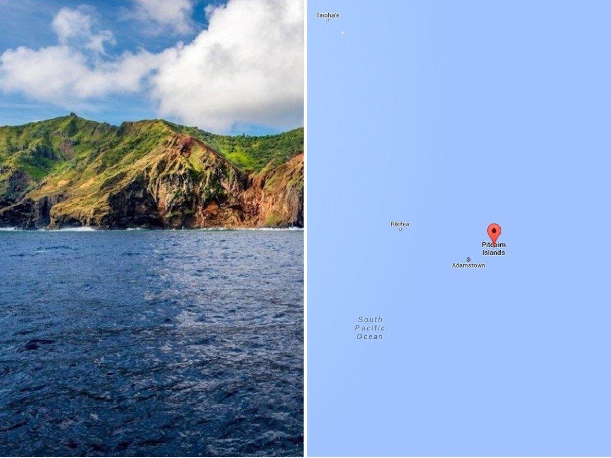 Como é viver em uma pequena ilha britânica no meio do Pacífico 01