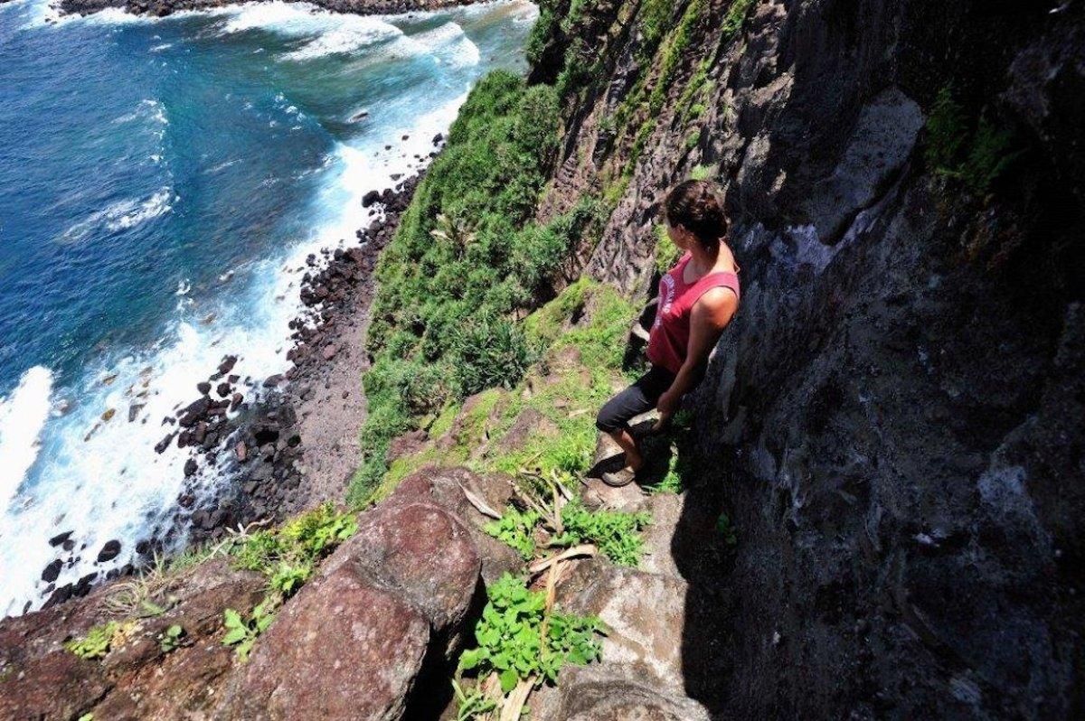 Como é viver em uma pequena ilha britânica no meio do Pacífico 10