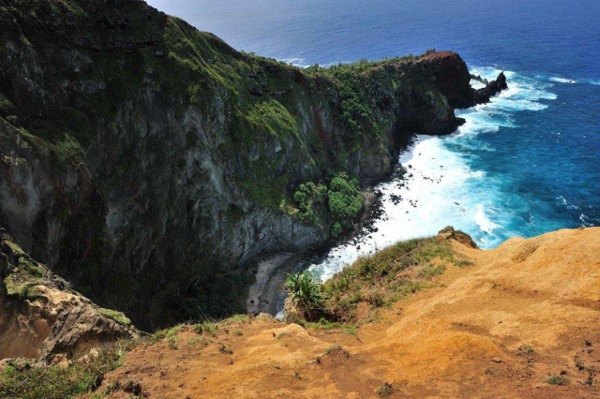 Como é viver em uma pequena ilha britânica no meio do Pacífico 14