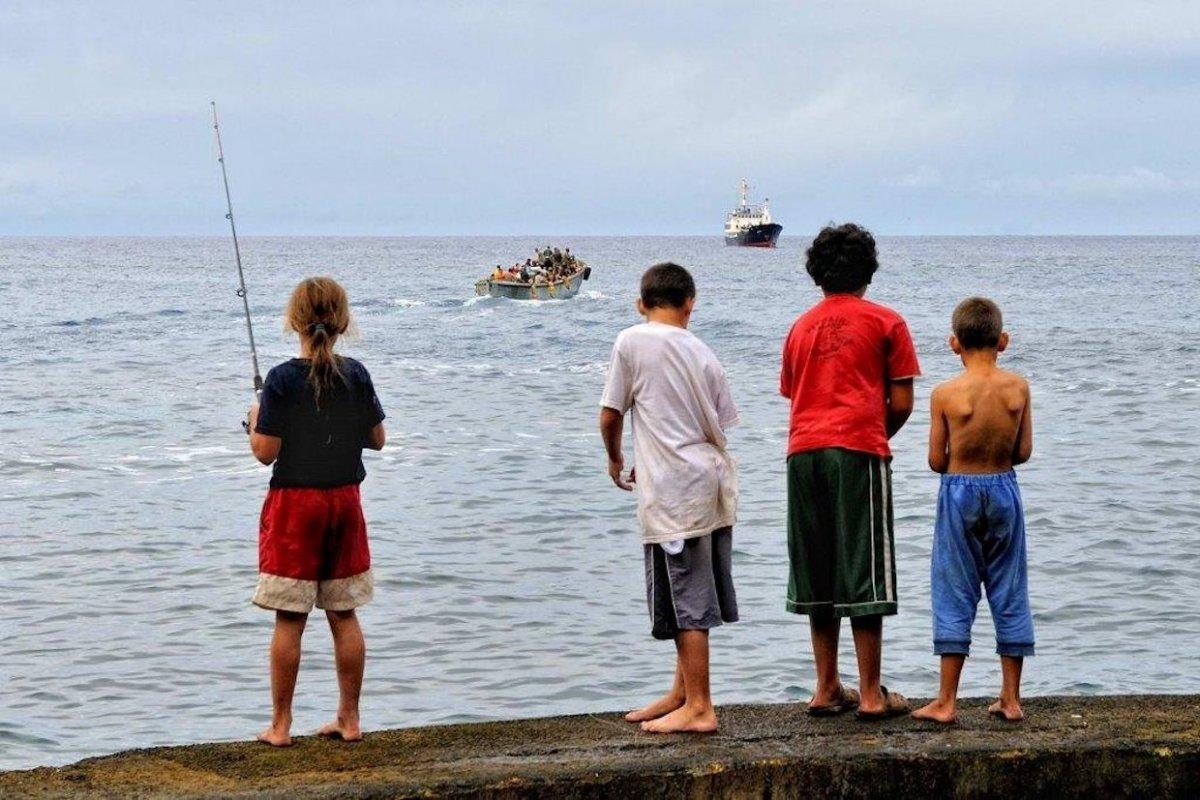 Como é viver em uma pequena ilha britânica no meio do Pacífico 27