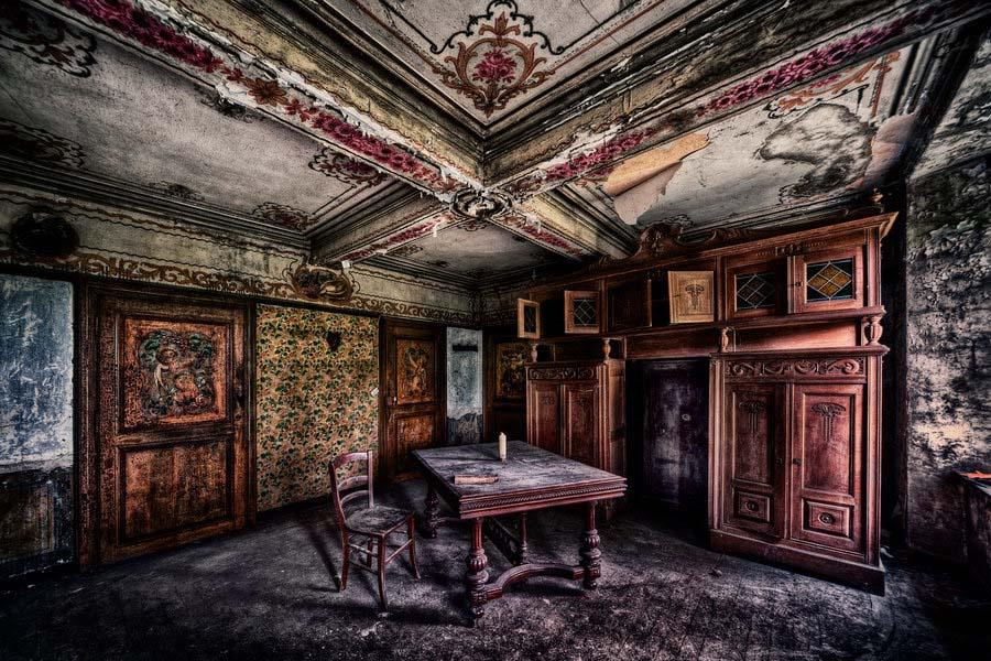A beleza assombrosa de prédios abandonados registrados por um fotógrafo 07