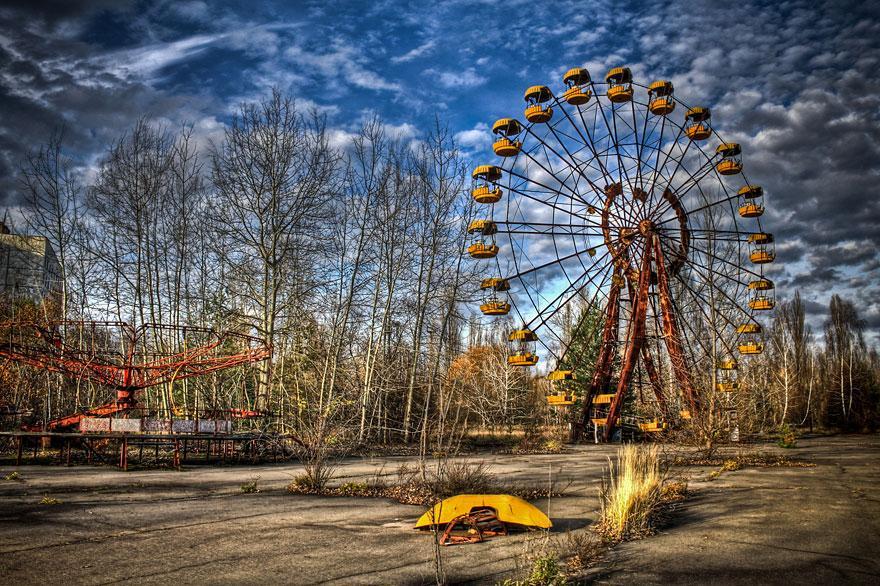 Lugares abandonados que, por alguma razão, você não vai conseguir parar de olhar 01