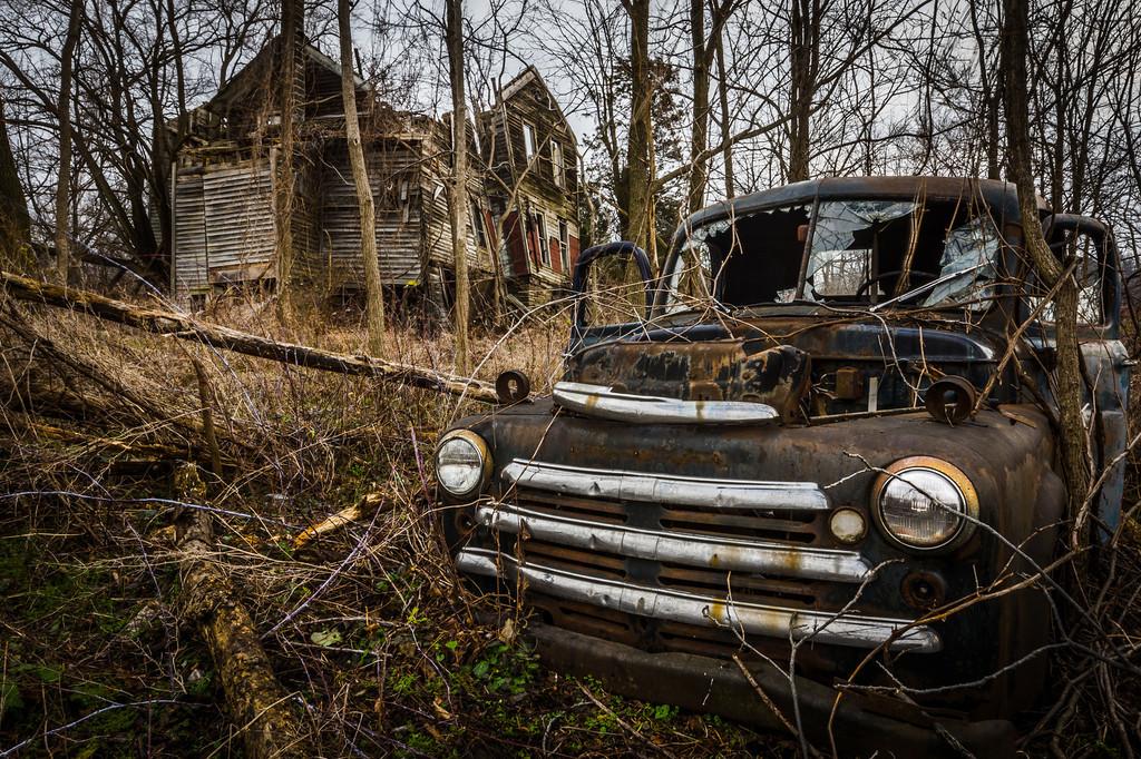 Lugares abandonados que, por alguma razão, você não vai conseguir parar de olhar 04