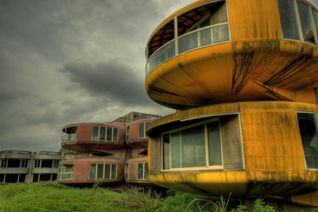 Lugares abandonados que, por alguma razão, você não vai conseguir parar de olhar 09
