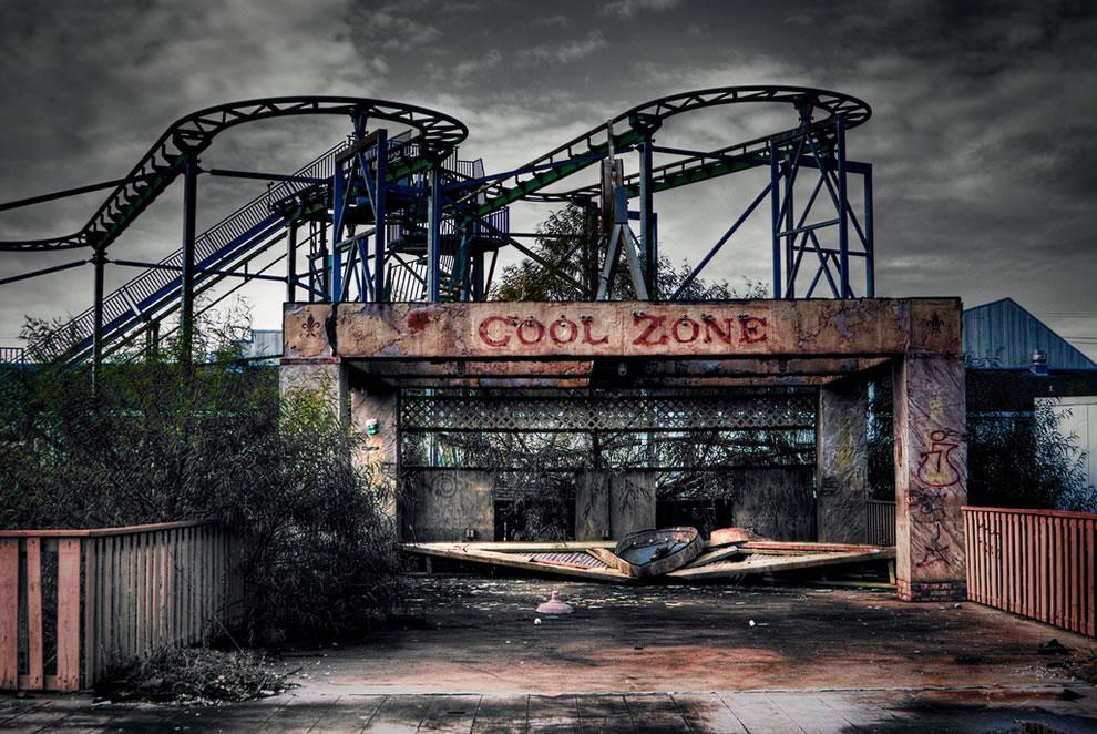 Lugares abandonados que, por alguma razão, você não vai conseguir parar de olhar 10