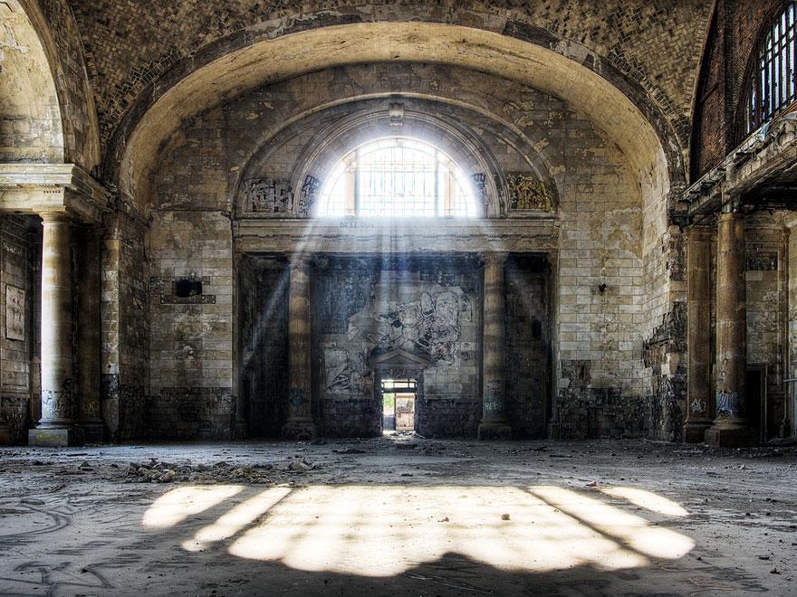 Lugares abandonados que, por alguma razão, você não vai conseguir parar de olhar 34