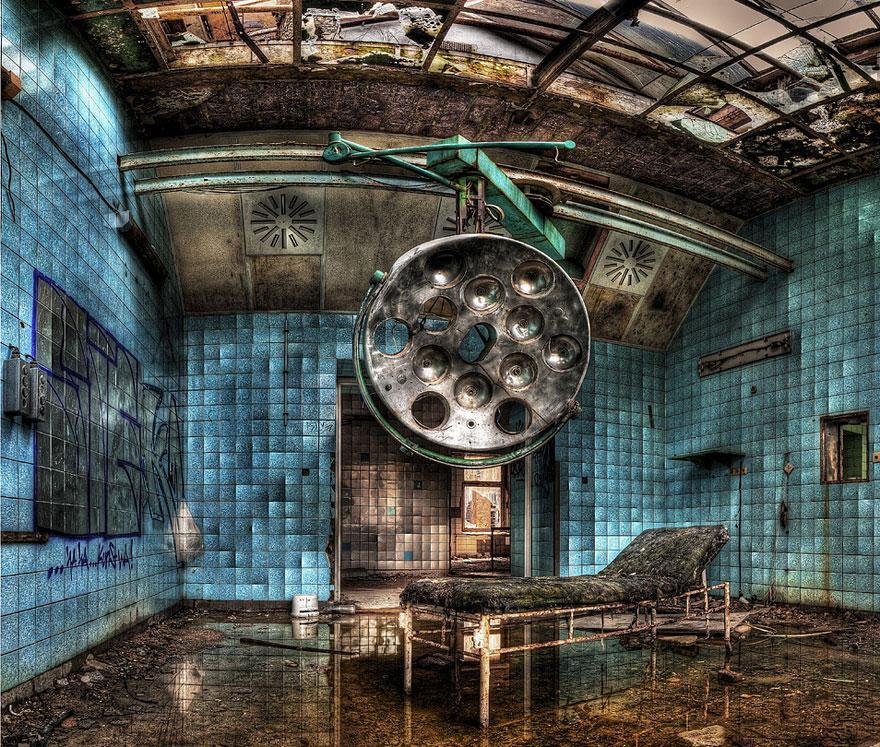 38 lugares abandonados inesquecíveis que, por alguma razão, não vai conseguir parar de olhar 37