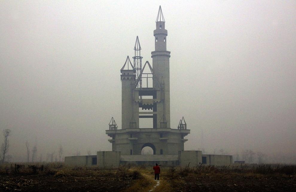 38 lugares abandonados inesquecíveis que, por alguma razão, não vai conseguir parar de olhar 40