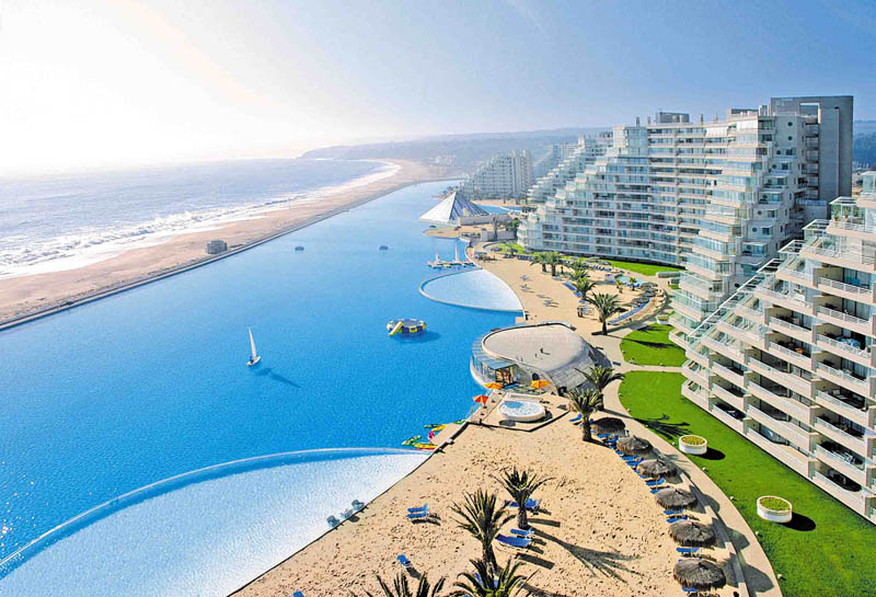 A maior piscina do mundo 01