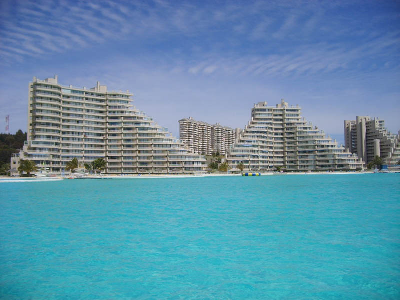 A maior piscina do mundo 12