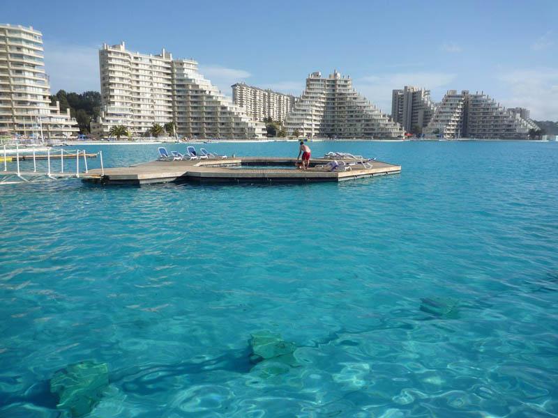 A maior piscina do mundo 14