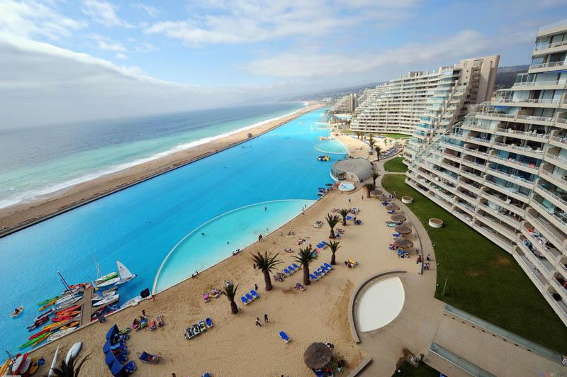 A maior piscina do mundo 15
