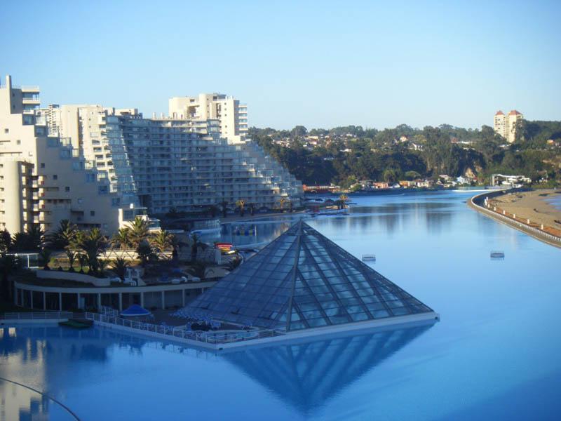 A maior piscina do mundo 16