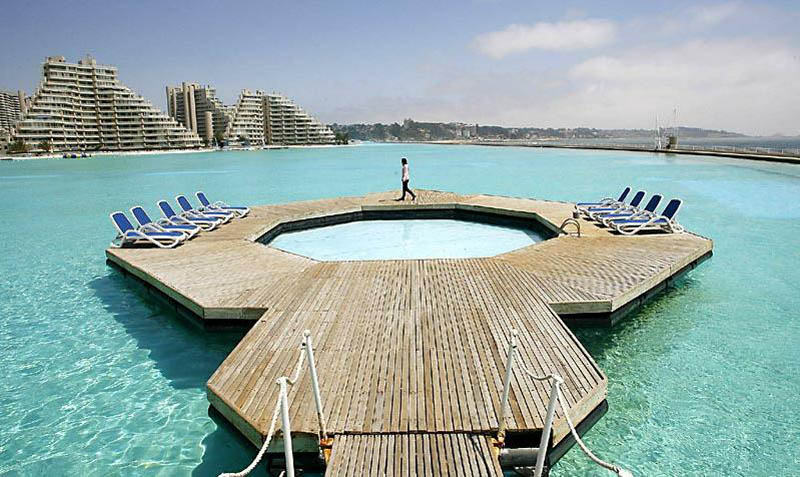 A maior piscina do mundo 17