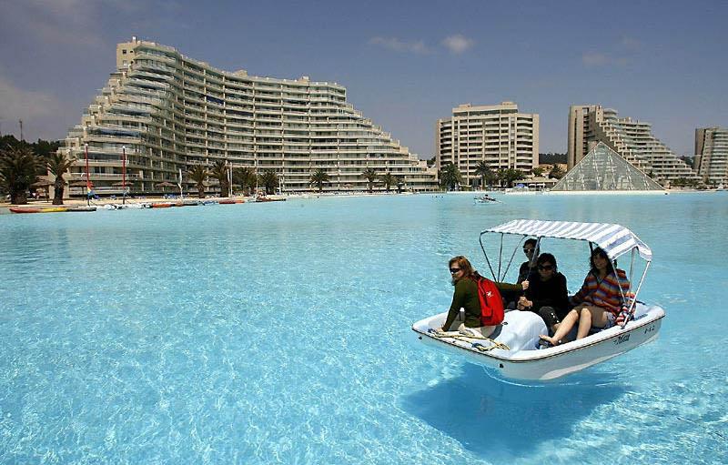 A maior piscina do mundo 18