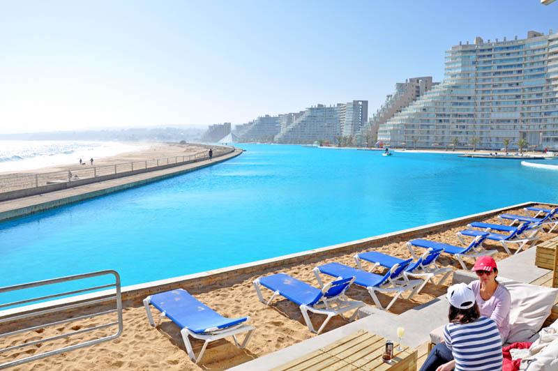 A maior piscina do mundo 19